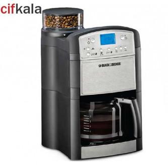 قهوه ساز و آسیاب بلک اندکر Black&Decker PRCM500