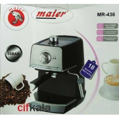 اسپرسوساز و قهوه جوش مایر مدل MR436