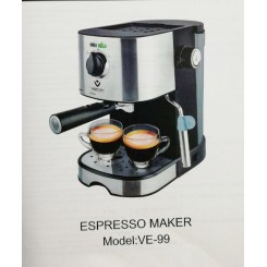 قهوه ساز و کاپوچینوساز ووگاتی مدل VE99