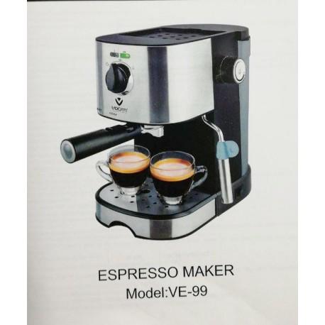 قهوه ساز و کاپوچینو ساز ووگاتی مدل VE99