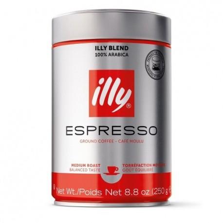 قهوه ایلی اسپرسو قرمز