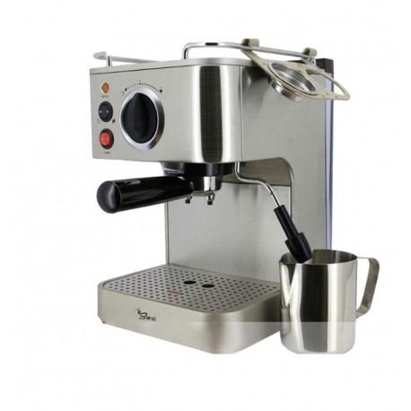 پکیج سه تکه اسپرسوساز بارنی آسیاب قهوه و تمپر 51