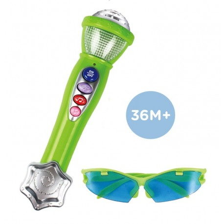 میکروفون اسباب بازی مدل 5007