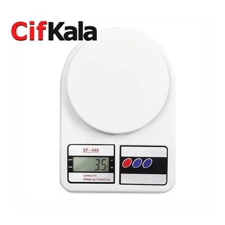 ترازو دیجیتال آشپزخانه ظرفیت 10 کیلوگرم
