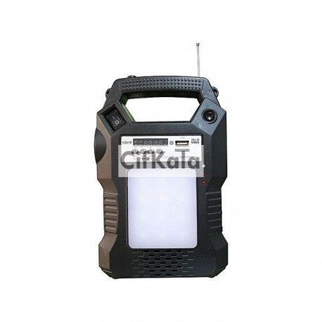 سیستم روشنایی خورشیدی مدل GD-8060