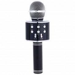 میکروفون و اسپیکر بلوتوثی مدل BK-858