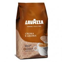 دانه قهوه لاوازا یک کیلویی کرما آروما