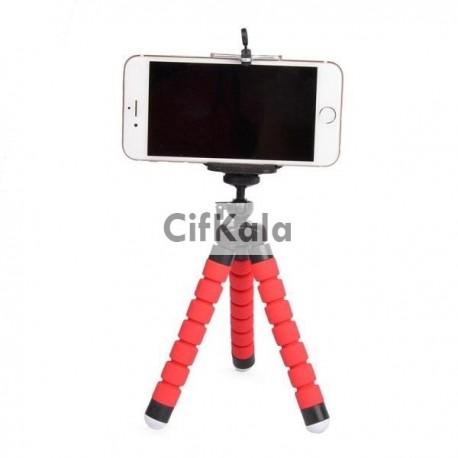 سه پایه عکاسی موبایل و دوربین