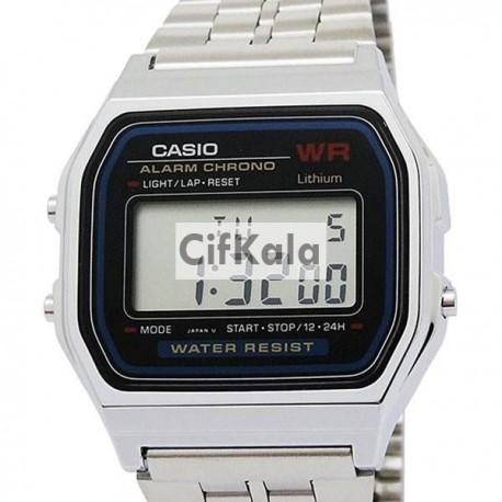 ساعت کامپیوتری کاسیو مدل A159W