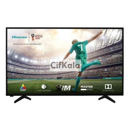 تلویزیون هوشمند هایسنس مدل 43A5600