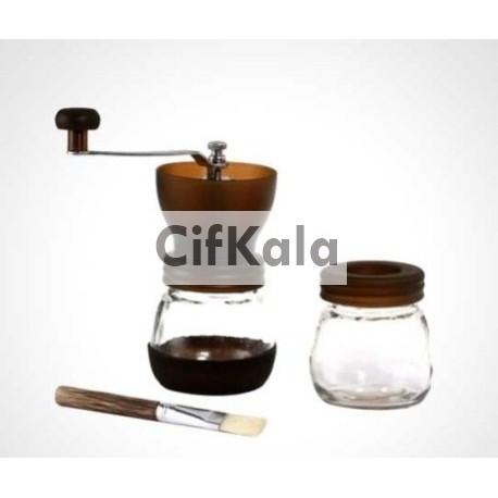 آسیاب دستی قهوه مخزن دار گتر Gater
