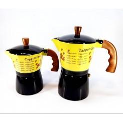 قهوه جوش موکا کافه تریا 3 نفره
