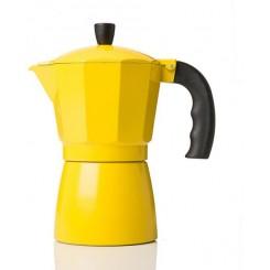 قهوه جوش موکا دو نفره روگازی رنگی