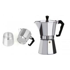 پکیج قهوه ساکوئلا 100 درصد عربیکا موکا یک نفره و تمپر