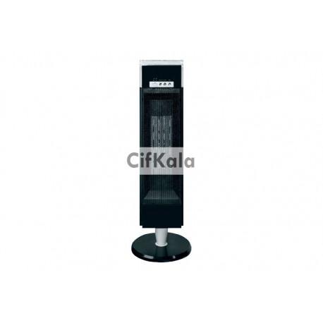 بخاری برقی فن دار جیپاس GFH9550