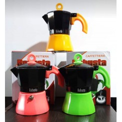 قهوه جوش روگازی روبوستا سه نفره