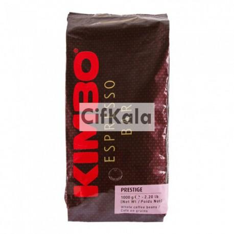 دانه قهوه کیمبو پرستیژ 1000 گرمی