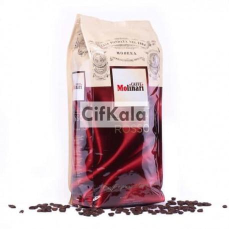 دان قهوه یک کیلوگرمی مولیناری Qualita Rosso