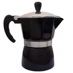 قهوه جوش روگازی کمر استیل یک کاپ
