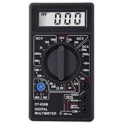 مولتی متر دیجیتالی مدل DT-830B