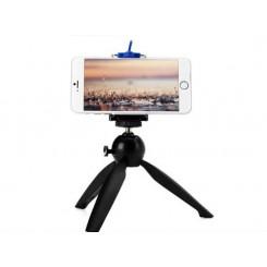 سه پایه نگهدارنده موبایل و دوربین عکاسی Yunteng