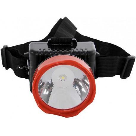 چراغ قوه شارژی پیشانی بند LED