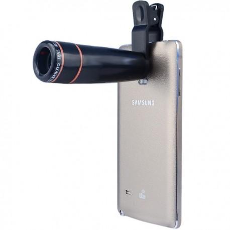 لنز تلسکوپی موبایل 12X