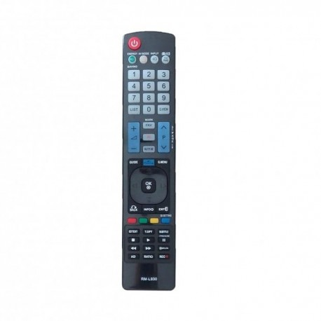 کنترل مادر تلویزیون ال جی REMOTE CONTROL LCD LED